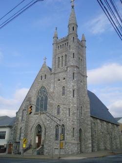 Pottstown parish school takes over former Catholic high school. The St.  Aloysius ...
