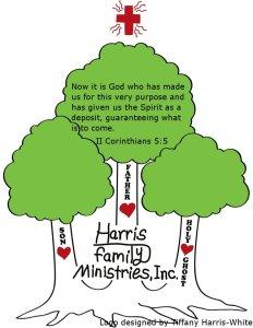 Courtesy of Harris Family Ministries