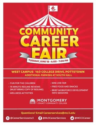 Montco Community Career Fair