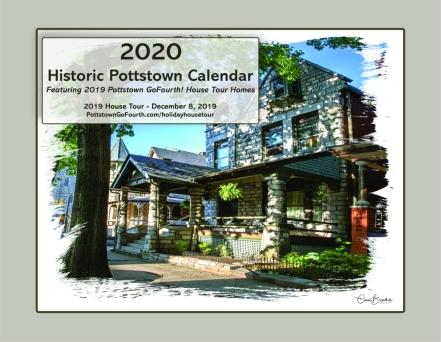 small calendar front 2019